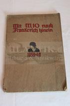 """Buch - """"Mit M10 nach Frankreich hinein"""""""