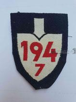 RAD Abteilung 7/194 - Wagenfeld-Bockel XIX Niedersachsen-West
