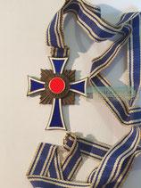 Mutterkreuz Bronze mit langen Band