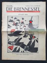 Zeitung - Die Brennessel 1. Jahrgang Folge 30