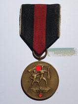 Medaille - 1. Oktober 1938 Einzelspange (2)