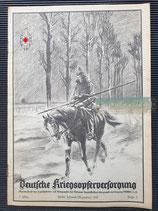Heft - Deutsche Kriegsopferversorgung 1935 Folge 3