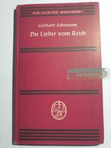 Liederbuch - Die Lieder vom Reich