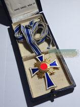 Mutterkreuz Gold im Etui - Hans Gnad