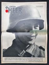 Zeitung - Unser Heer Sonderdruck
