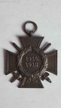 Ehrenkreuz für Frontkämpfer - G11