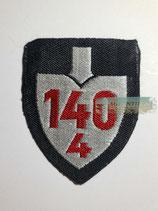 RAD Abteilung 4/140 - Rieben XIV Halle-Merseburg
