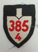 RAD Abteilung 4/385 - XXXVIII Böhmen-Mähren