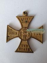 Erinnerungskreuz - Landwehr Verband Berkau