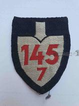 RAD Abteilung 7/145 - XIV Halle-Merseburg
