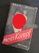 Buch - Mein Kampf Volksausgabe 1943 Schutzumschlag