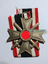 Kriegsverdienstkreuz mit Schwerter 2. Klasse - Hst. 107