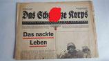 Zeitung - Das Schwarze Korps 48. Folge 9. Jahrgang