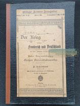 Buch - Der Krieg zwischen Frankreich und Deutschland