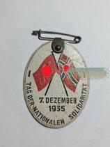 Treffabz. - Tag der nationalen Solidarität 1935