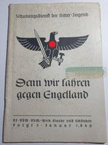 Heft - Schulungsdienst der HJ Folge 5 Januar 1940