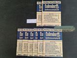 "Heft - 8x ""Ludendorffs Halbmonatsschrift"" Jahrgang 1935"