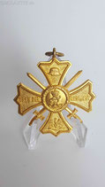 Erinnerungskreuz - Treu dem Regiment