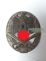 Allgemeines Sturmabzeichen - Einsatzzahl 25 JFS