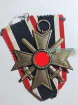 Kriegsverdienstkreuz mit Schwerter 2. Klasse - Hst. 56
