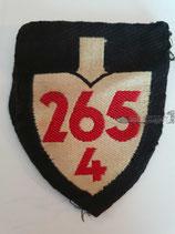 RAD Abteilung 4/265 - XVI Württemberg