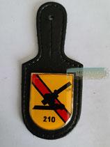 Brustanhänger - Feldartilleriebatallion 210 Philippsburg