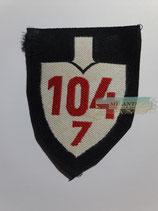 RAD Abteilung 7/104 - Muskau X Niederschlesien