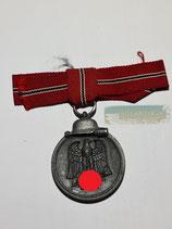 Medaille Winterschlacht im Osten 1941/42 mit Band für Frauen