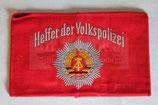 """DDR - Armbinde """"Helfer der Volkspolizei"""" (2)"""