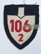 RAD Abteilung 2/106 - Reuthau X Niederschlesien