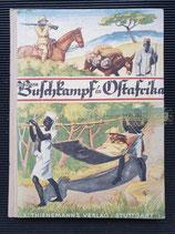 Buch - Buschkampf in Ostafrika