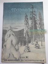 Heft - Die Mädelschaft Folge 3 Dezember 1938 Ausgabe B