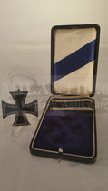Eisernes Kreuz 2  Klasse 1914 im Etui