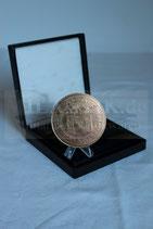 DDR - Medaille Spitzenstadt Plauen im Vogtland im Etui