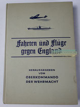 Buch - Fahrten und Flüge gegen England