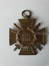 Ehrenkreuz für Frontkämpfer - A.&S. im Dreieck