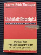 Buch - Und Gott schweigt