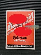 Liederbuch - Deutschland glaub ans Glück