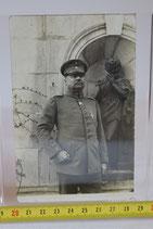 Portrait - Oberst & Regimentskomandeur