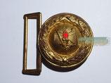 Feldbindenschloss - Preußen Straf- u. Justizbeamte gold