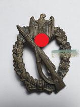 Infanterie Sturmabzeichen - Silber Wiedmann