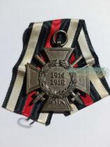 Ehrenkreuz für Frontkämpfer - 0.1. mit Bandabschnitt