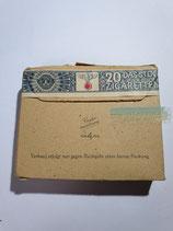 "Schachtel Zigaretten - Sondermischung ""Typ 4 Pfg"""