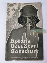 Heft - Spione Verräter Saboteure