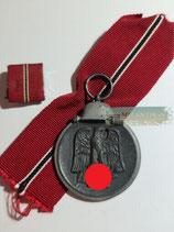 Medaille Winterschlacht im Osten 1941/42 - Hst. 55