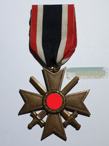 Kriegsverdienstkreuz 2. Klasse mit Schwerter - 61