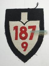 RAD Abteilung 9/187 - XVIII Niedersachsen-Ost