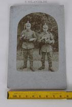 Portrait - Zwei Soldaten 241er
