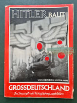 """Buch - """"Hitler baut Grossdeutschland"""""""