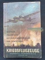 """Buch - """"Kriegsflugzeuge"""""""